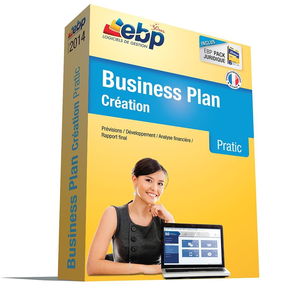 EBP Business Plan Pratic OL 2014 (1155E060FAA) - Achat / Vente Logiciel Application sur Cybertek.fr - 0