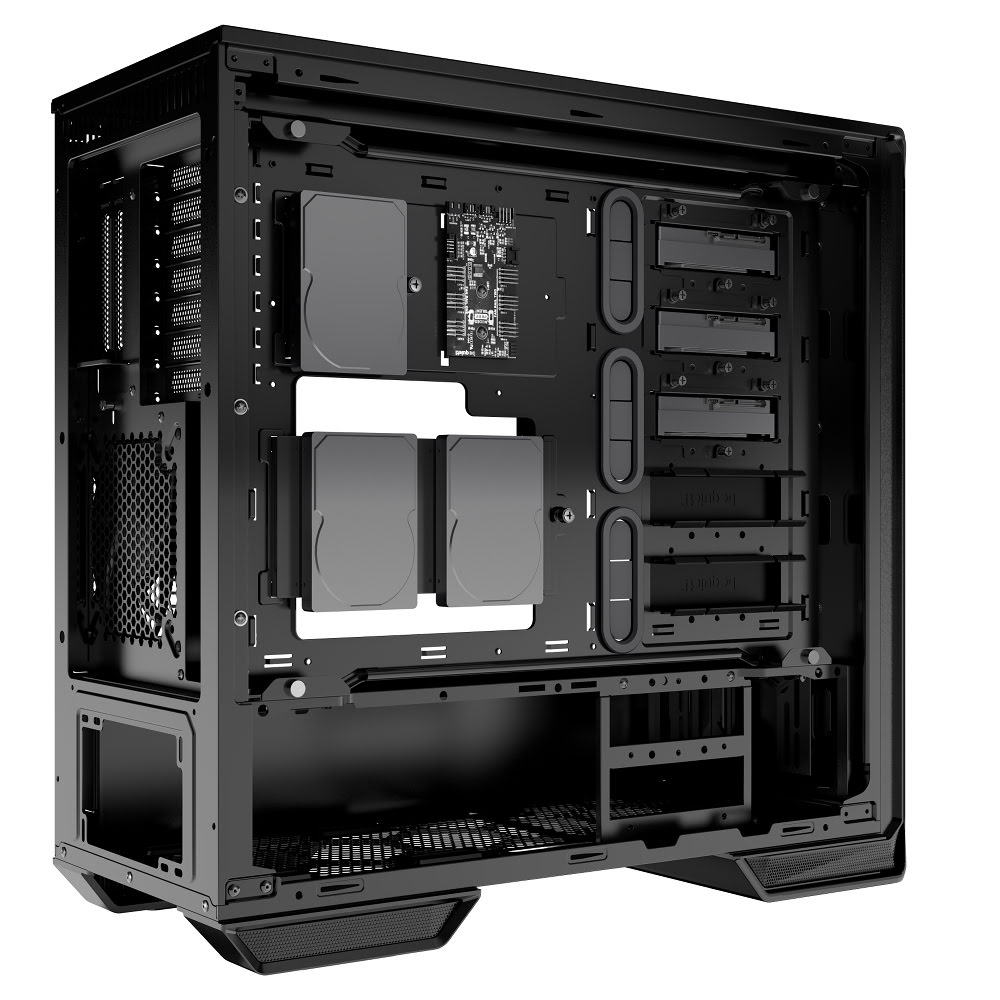 Be Quiet! mT/sans alim./E-ATX Noir - Boîtier PC Be Quiet! - 2