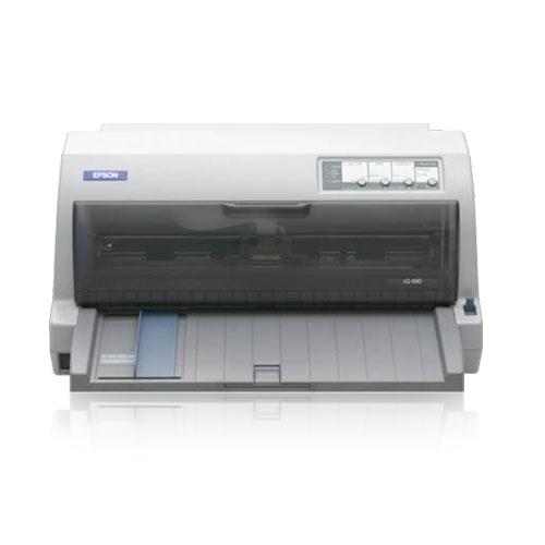 Epson LQ-690 (C11CA13041) - Achat / Vente Imprimante sur Cybertek.fr - 0