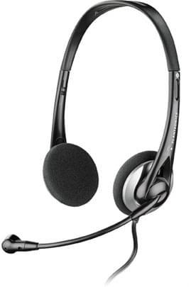 Plantronics Audio 326 (80933-05) - Achat / Vente Micro-casque sur Cybertek.fr - 0