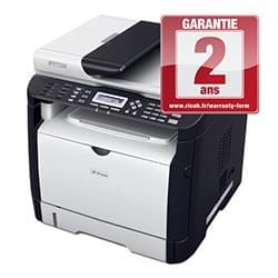 Ricoh Imprimante Multifonction SP 311 SFN (Laser/Fax/Reseau/Recto-Verso) Cybertek