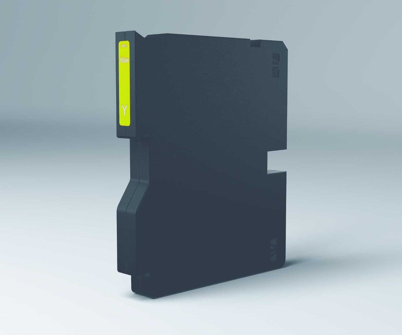 GC-41Y Yellow 2200P pour imprimante Jet d'encre Ricoh - 0