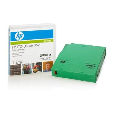 HP Cartouche LTO Ultrium 4 800/1.6To (C7974A) - 0