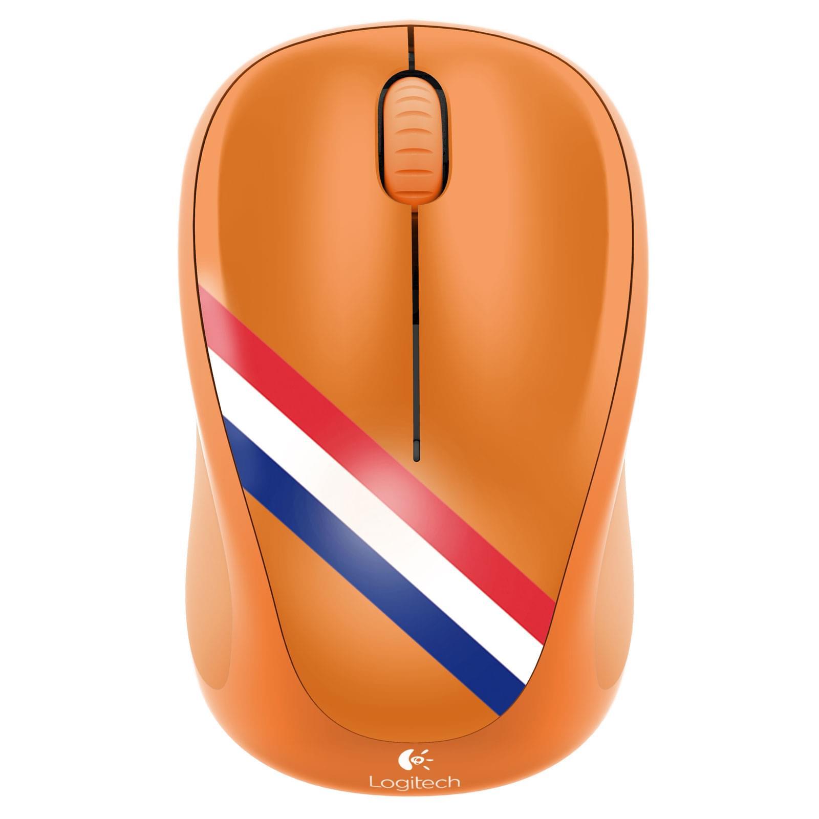 Logitech M235 Pays-Bas (910-004031) - Achat / Vente Souris PC sur Cybertek.fr - 0