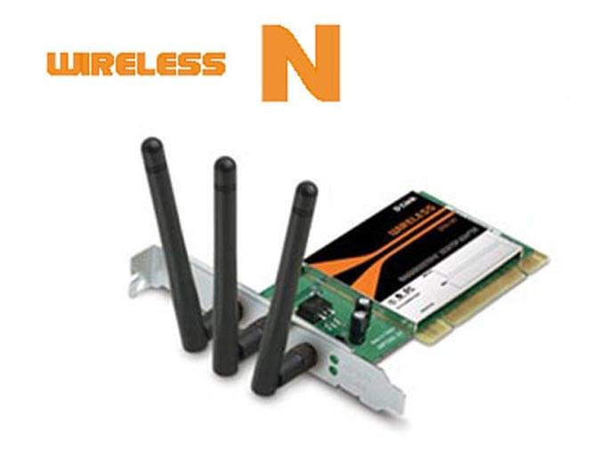 D-Link PCI WiFi 802.11N DWA-547 (DWA-547/FR) - Achat / Vente Carte Réseau sur Cybertek.fr - 0