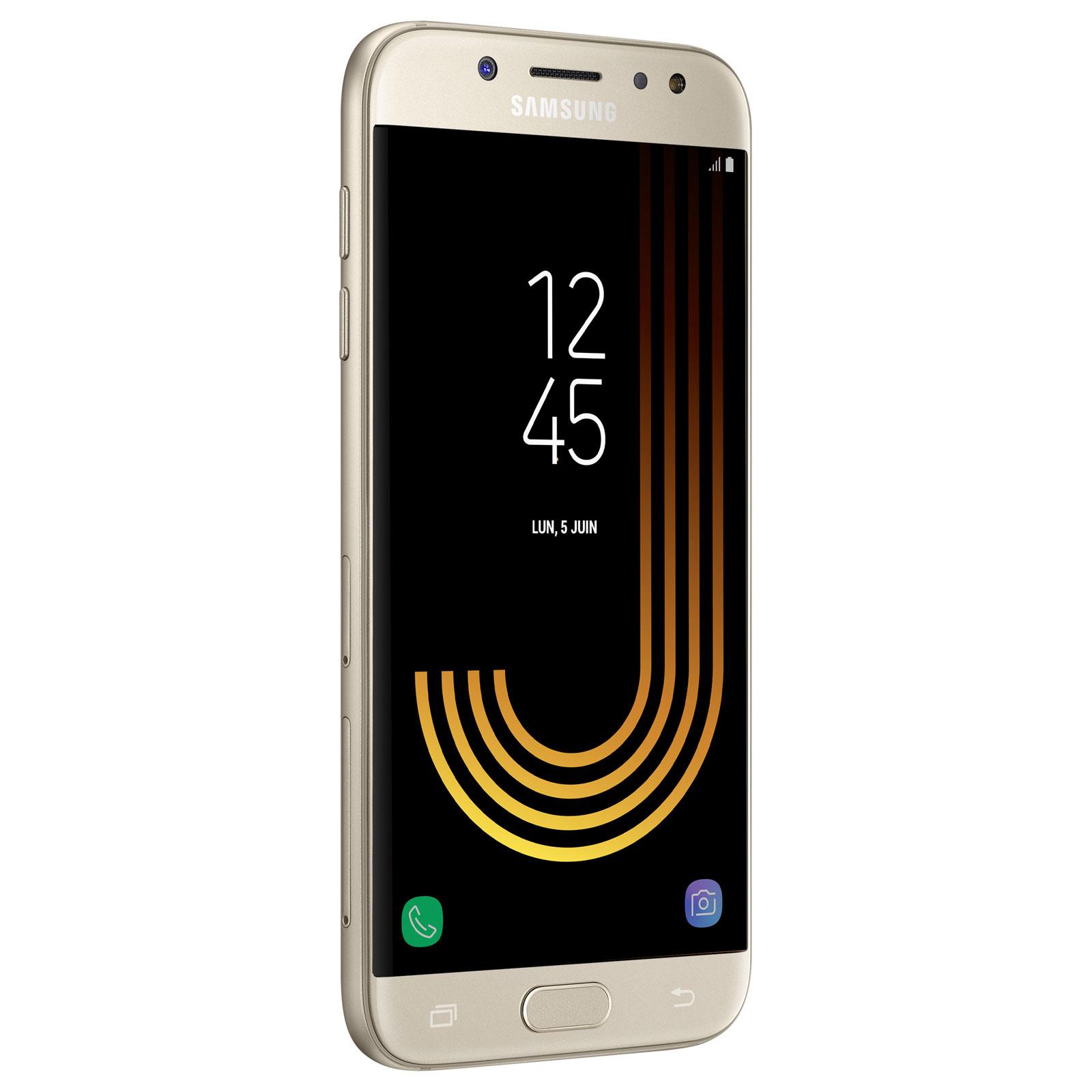 Samsung Galaxy J5 (2017) 16Go J530 Gold (SM-J530FZDAXEF) - Achat / Vente Téléphonie sur Cybertek.fr - 4