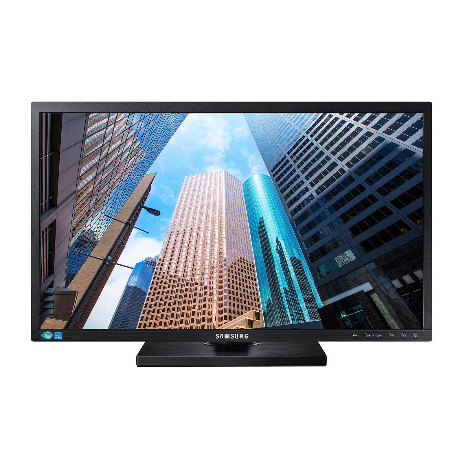 """Samsung 24""""  LS24E65UPLC/EN - Ecran PC Samsung - Cybertek.fr - 0"""