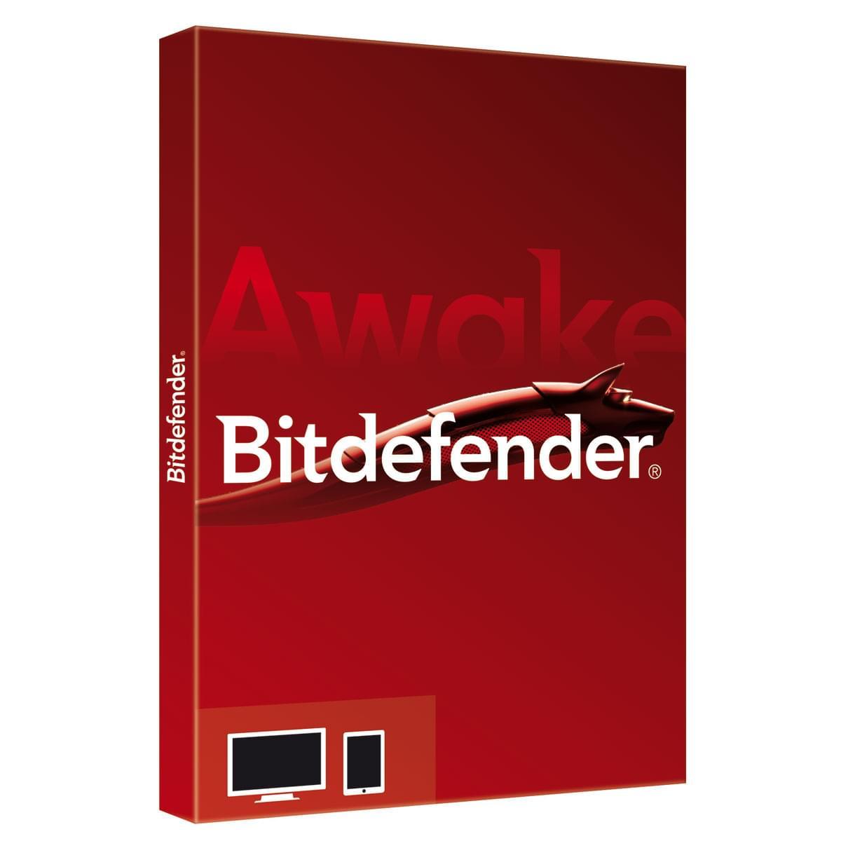 Bitdefender Antivirus Plus 2013 - 1 an - 10 postes - Logiciel sécurité - 0