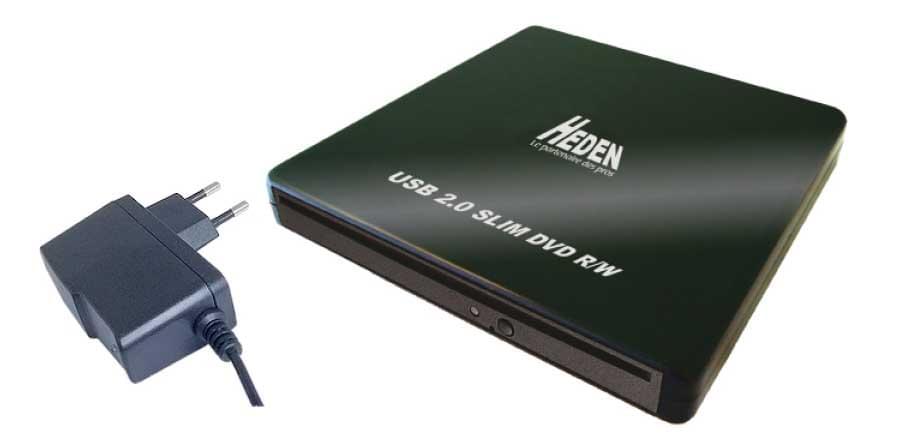 No Name USB2.0 pour Graveur Slim SATA - Boîtier externe - 0