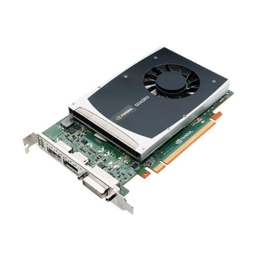 NVidia nVidia Quadro - 1Go - carte Graphique PC - GPU  - 0