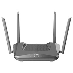 image produit D-Link DIR-X1560 - Wi-Fi 6 AX1500 Cybertek