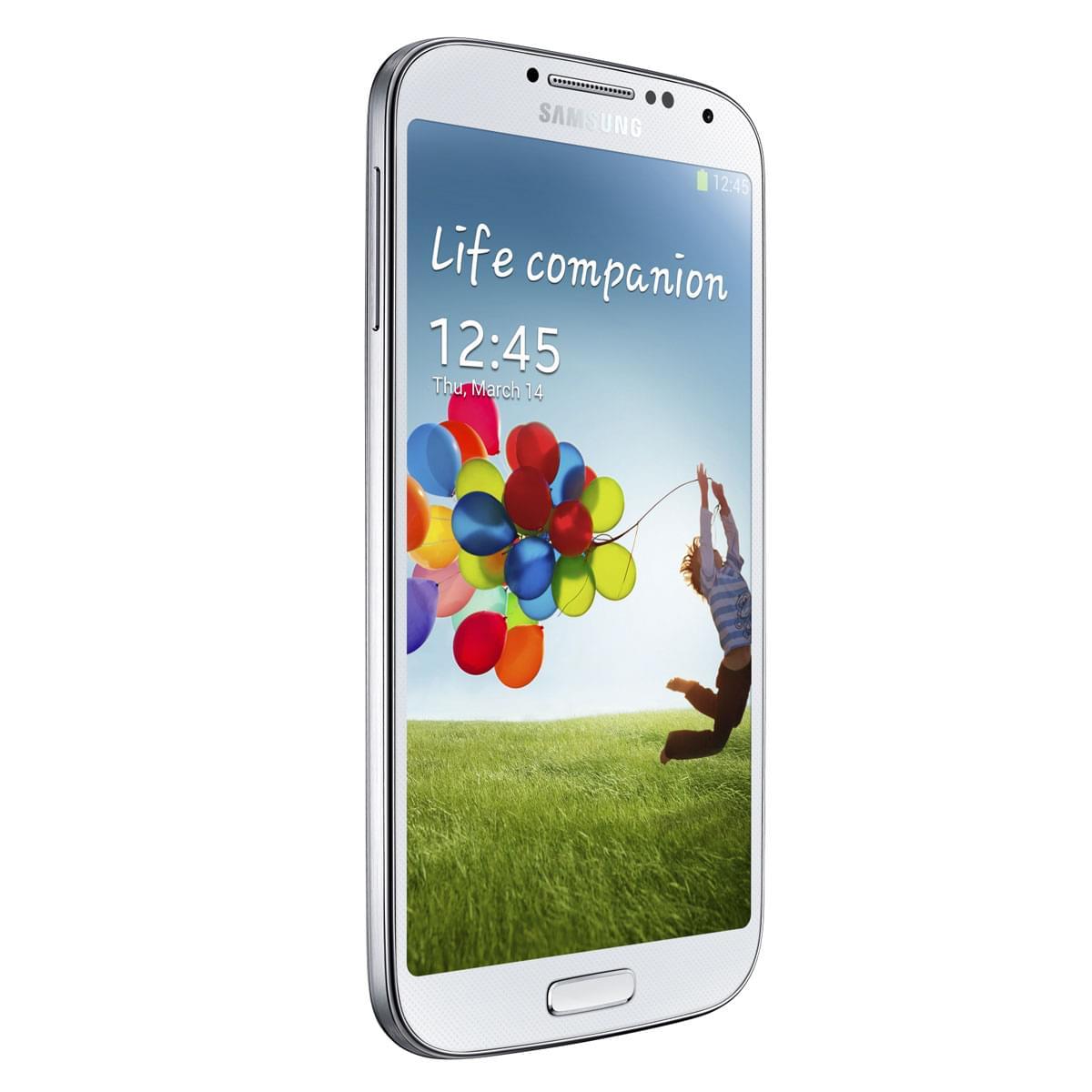Samsung Galaxy S4 16Go GT-I9515 White Frost - Téléphonie Samsung - 0