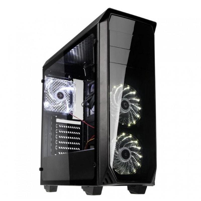 Kolink Luminosity Noir - Boîtier PC Kolink - Cybertek.fr - 0