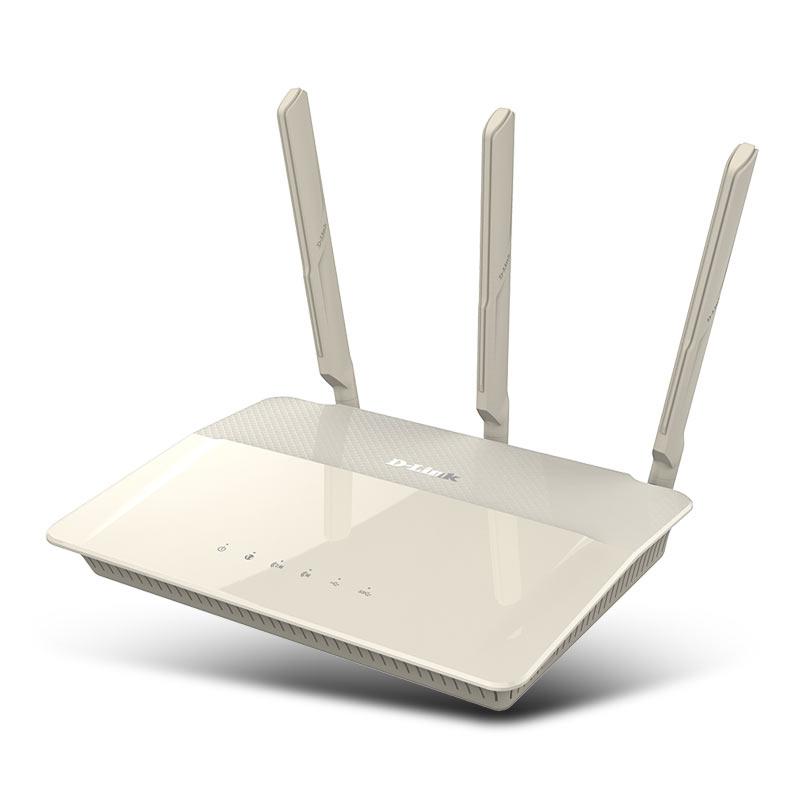 D-Link DIR-880L - Routeur Gigabit WiFi AC 1900 - Routeur D-Link - 0
