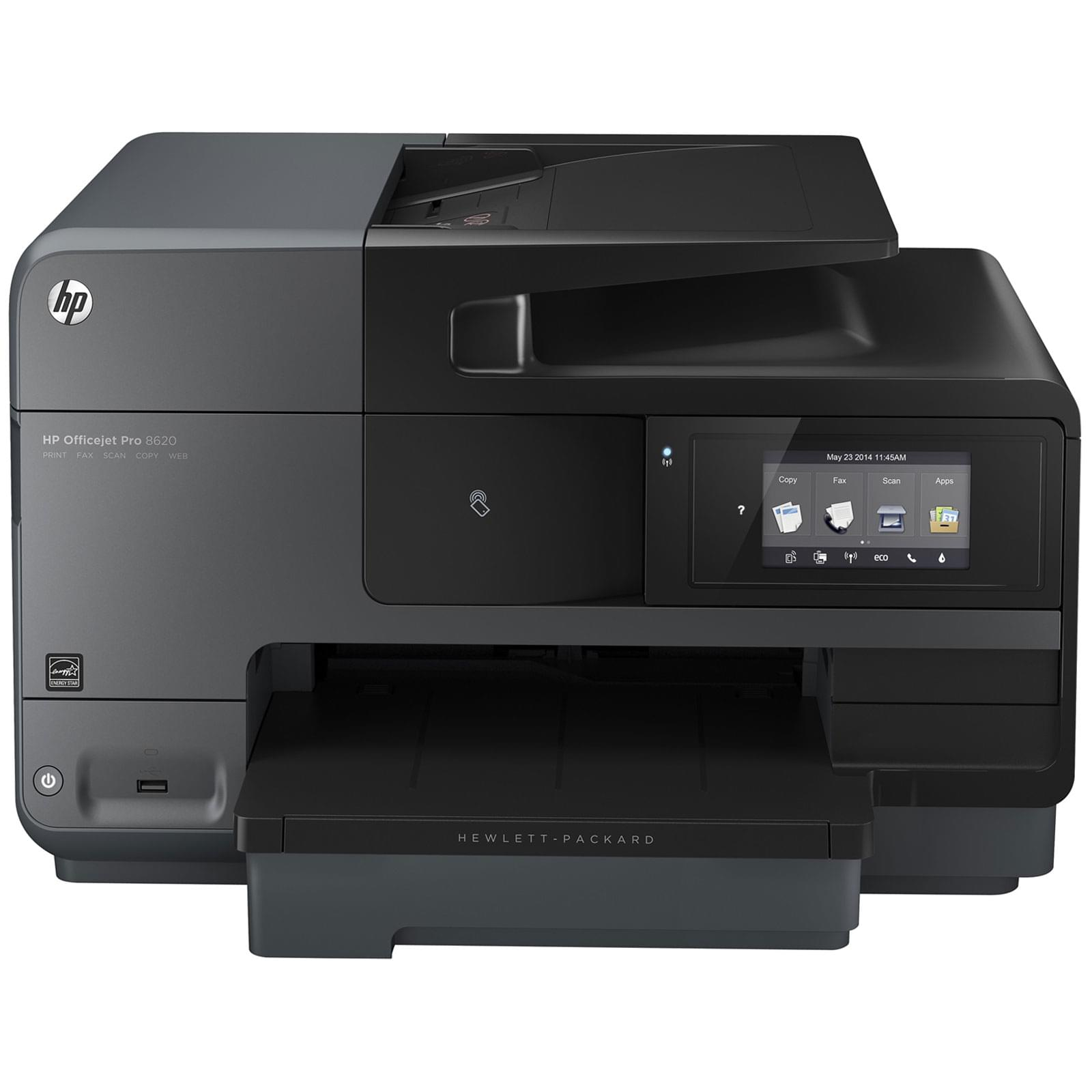 HP OfficeJet PRO 8620 Plus e-All-in-One (A7F65A#A80) - Achat / Vente Imprimante Multifonction sur Cybertek.fr - 0