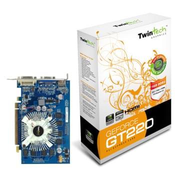 NVidia GF GT 220 (obso) - Achat / Vente Carte Graphique sur Cybertek.fr - 0