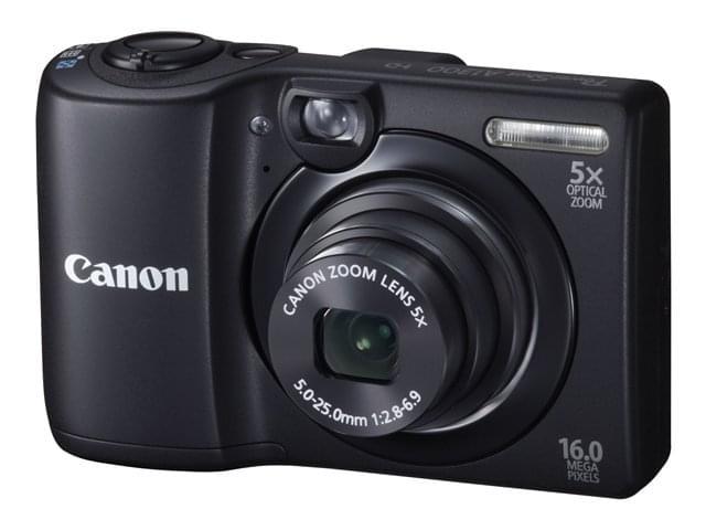 Canon PowerShot A1300 Noir (6178B012) - Achat / Vente Destockage sur Cybertek.fr - 0