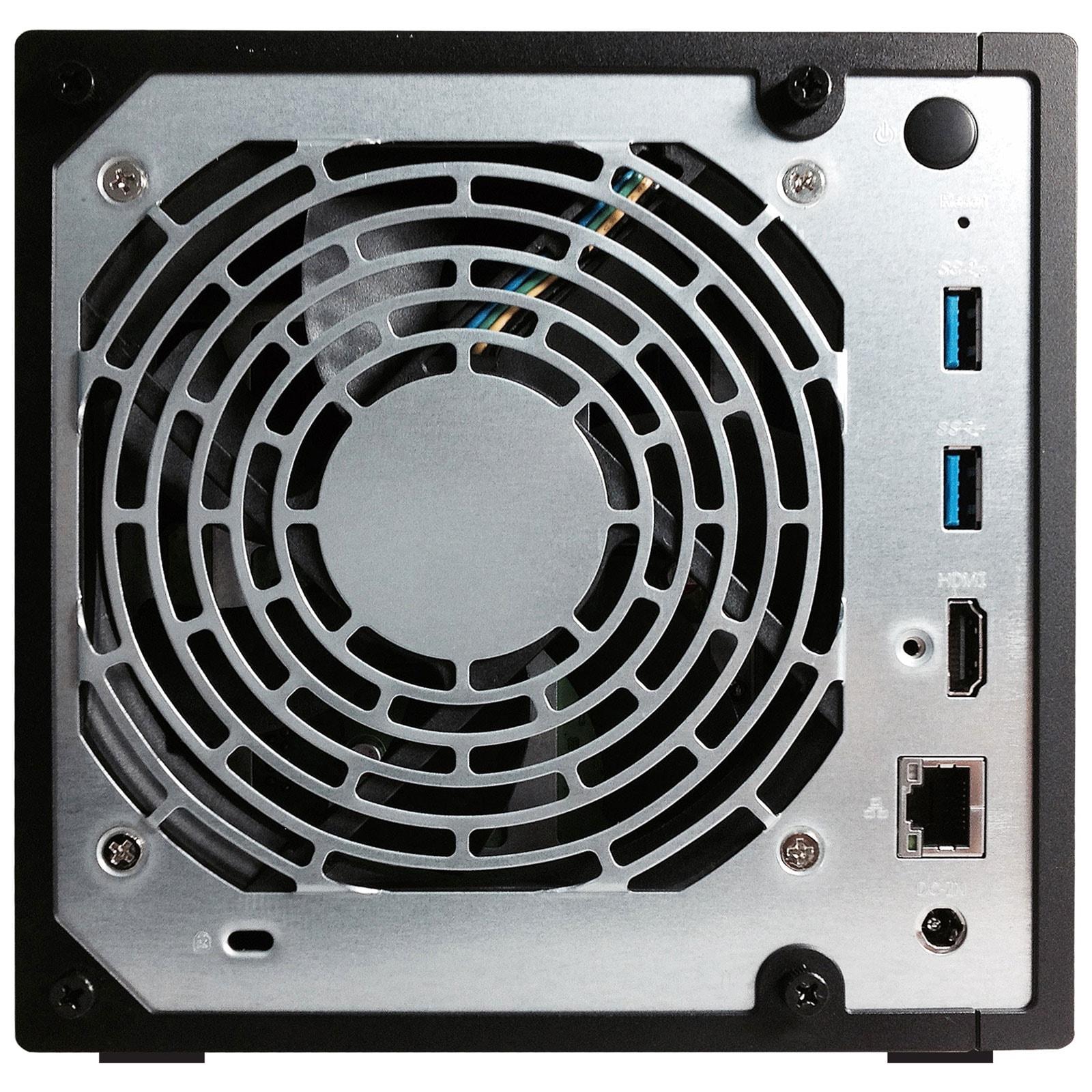 Asustor AS3204T - 4 HDD - Serveur NAS Asustor - Cybertek.fr - 1