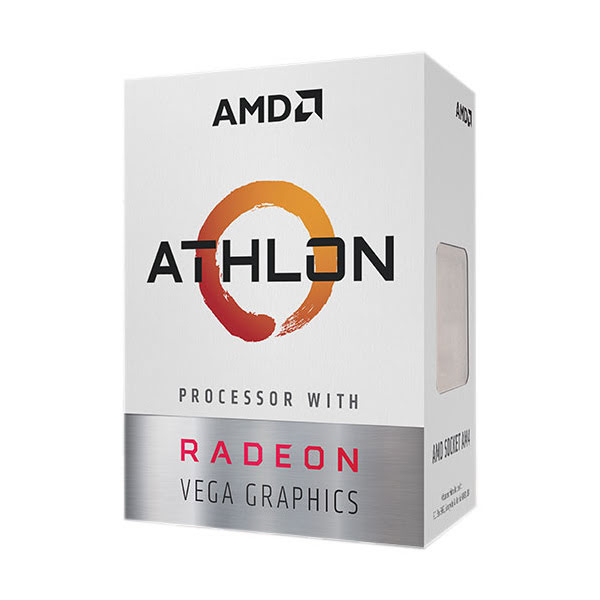 AMD Athlon 200GE - 3.2GHz - Processeur AMD - Cybertek.fr - 0