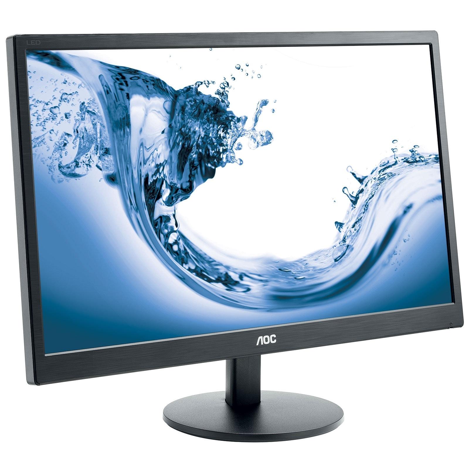 AOC Ecran PC AOC e2770Sh (E2770SH) - Achat / Vente Ecran PC sur Cybertek.fr - 0