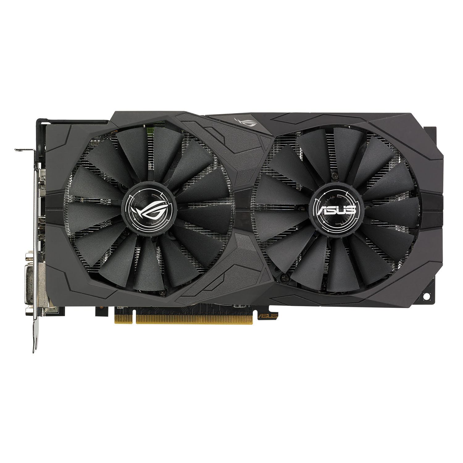 Asus STRIX-RX570-O4G GAMING 4Go - Carte graphique Asus - 4