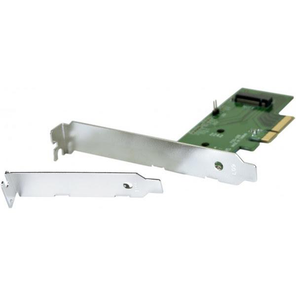PCI-Express 4x pour un SSD M.2 NVMe et AHCI - Carte contrôleur - 0