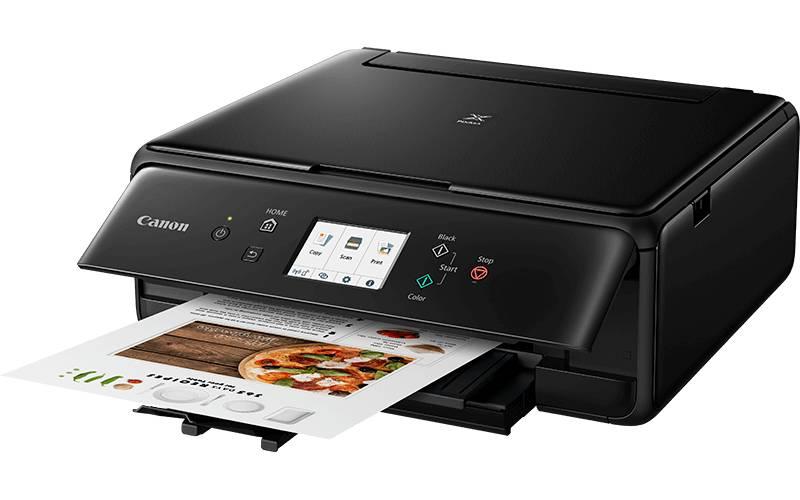 Imprimante multifonction Canon PIXMA TS6250 Black - Cybertek.fr - 1
