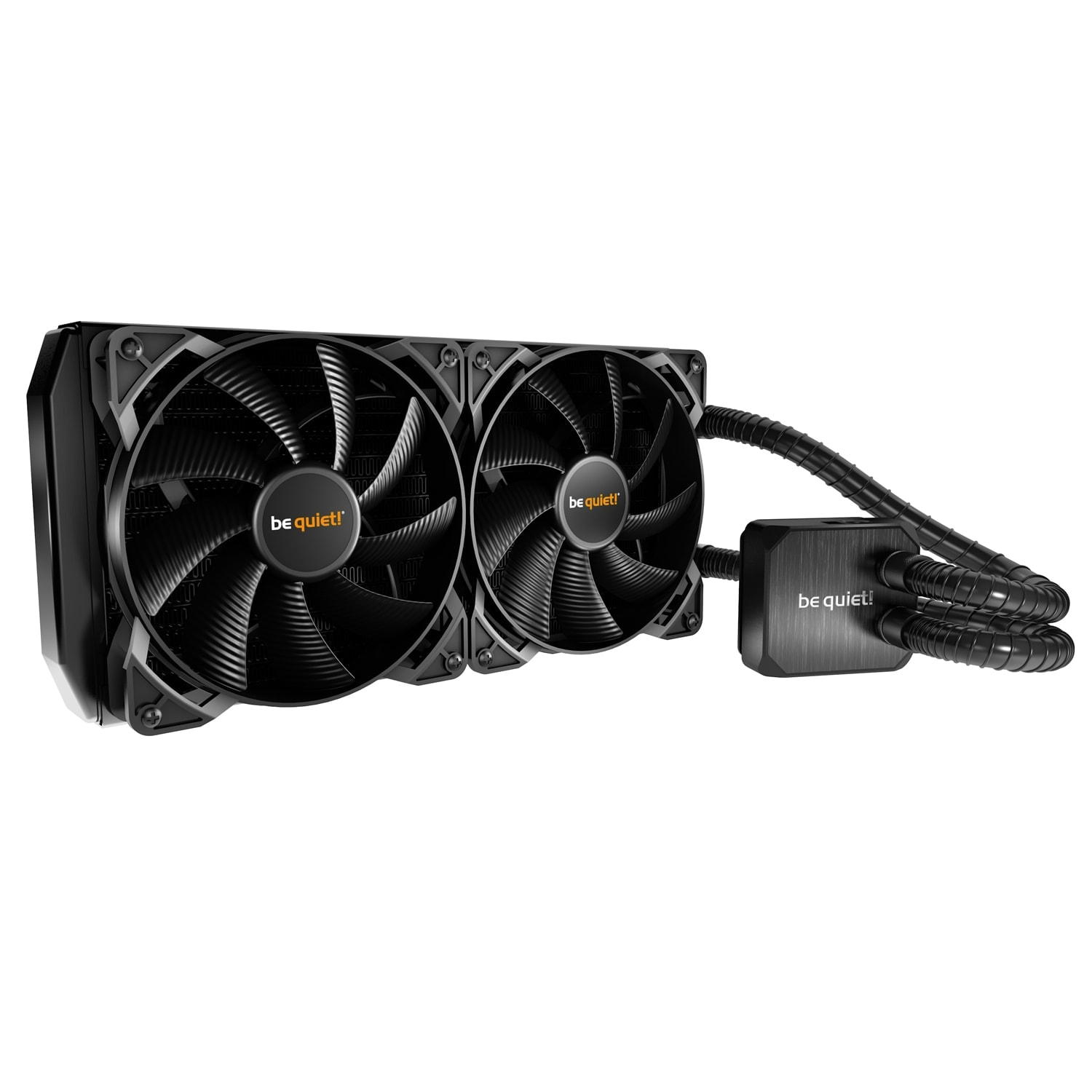 Be Quiet! SILENT LOOP 280mm - Watercooling Be Quiet! - Cybertek.fr - 0
