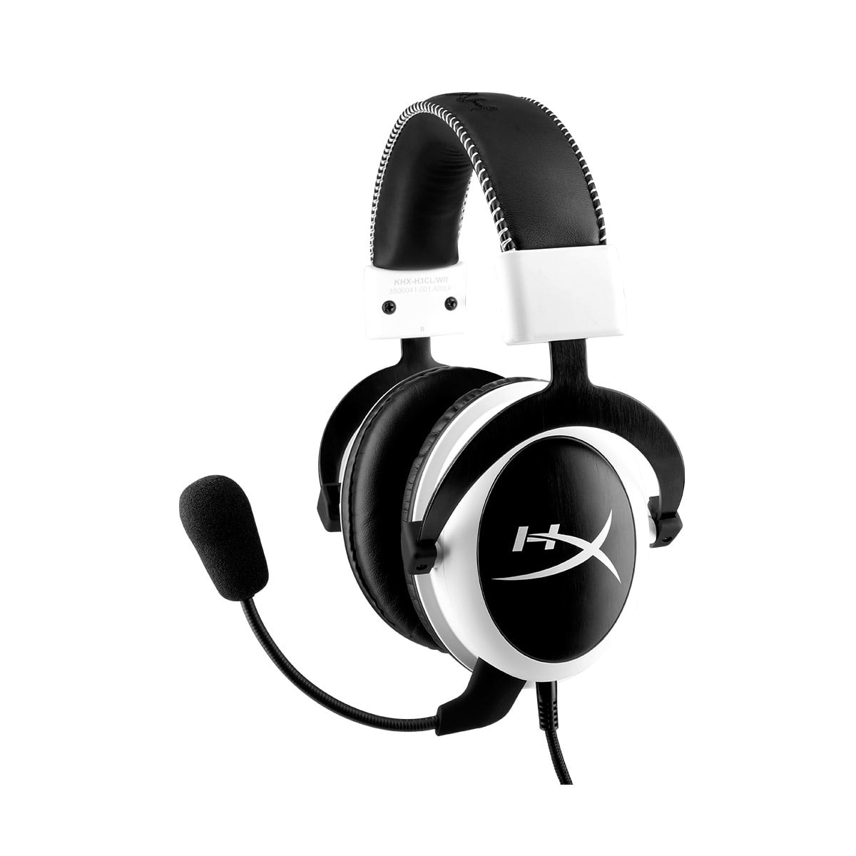 HyperX Cloud Gaming Headset (White) Stereo Blanc - Micro-casque - 2