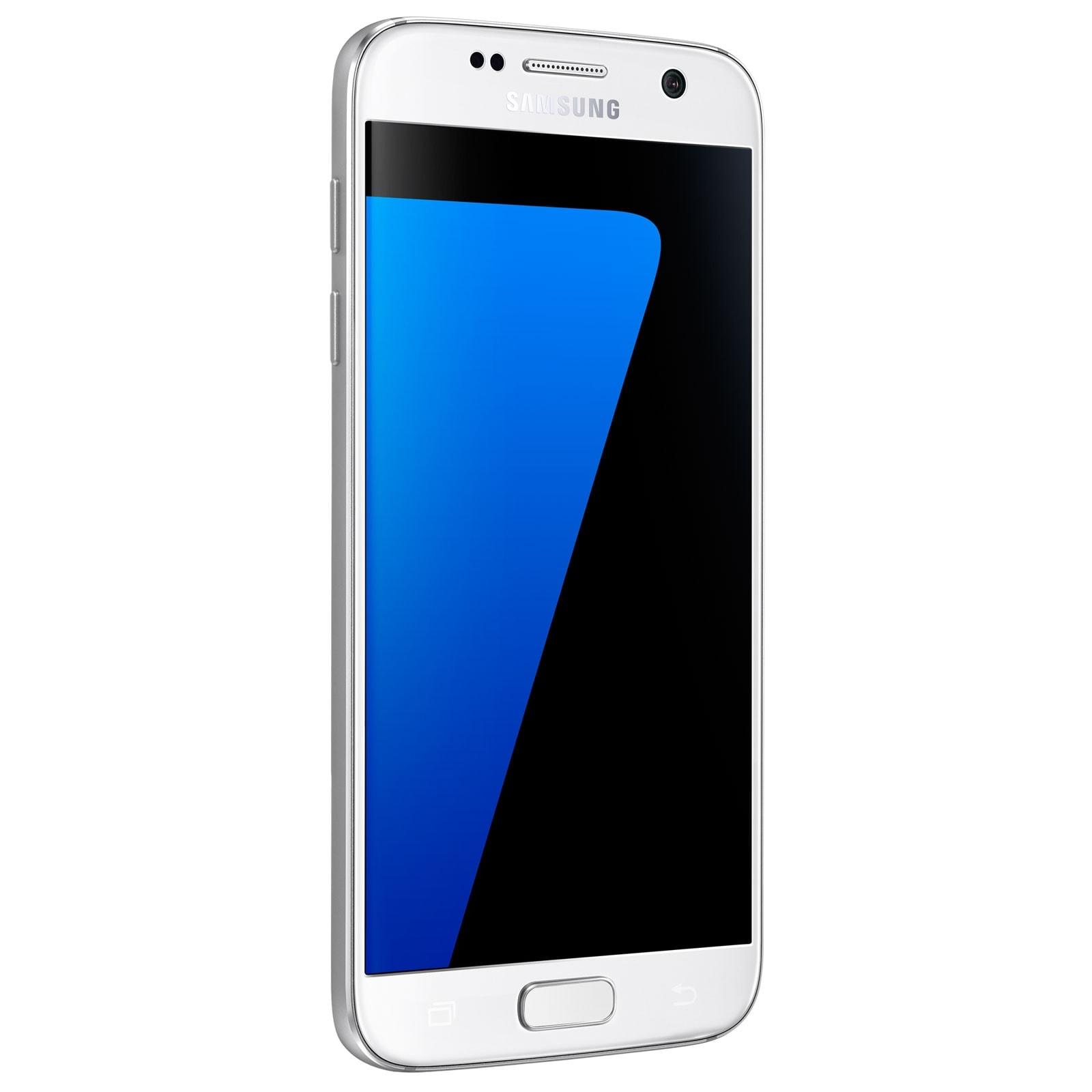 Samsung Galaxy S7 32Go G930F White (SM-G930FZWAXEF) - Achat / Vente Téléphonie sur Cybertek.fr - 0