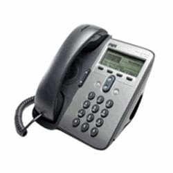 Cisco IP Phone 7911G Telephone VoIP (CP-7911G=) - Achat / Vente Téléphonie sur Cybertek.fr - 0