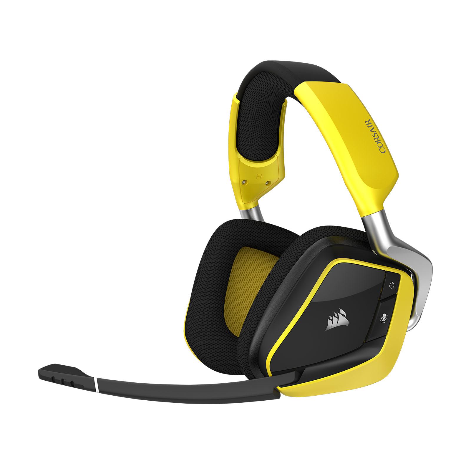 Corsair Gaming VOID PRO RGB 7.1 Wireless SE CA-9011150-EU 7.1 Surround - Micro-casque - 0