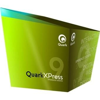 Quark QuarkXPress V9 - Ensemble Complet - Logiciel application - 0