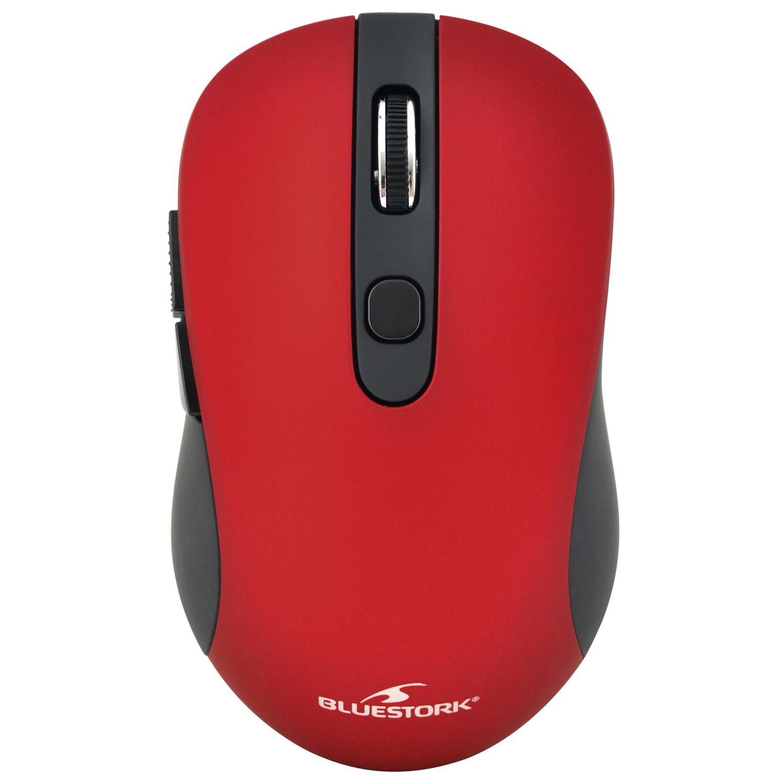 Bluestork M-WL-OFF60-RED - Souris PC Bluestork - Cybertek.fr - 0