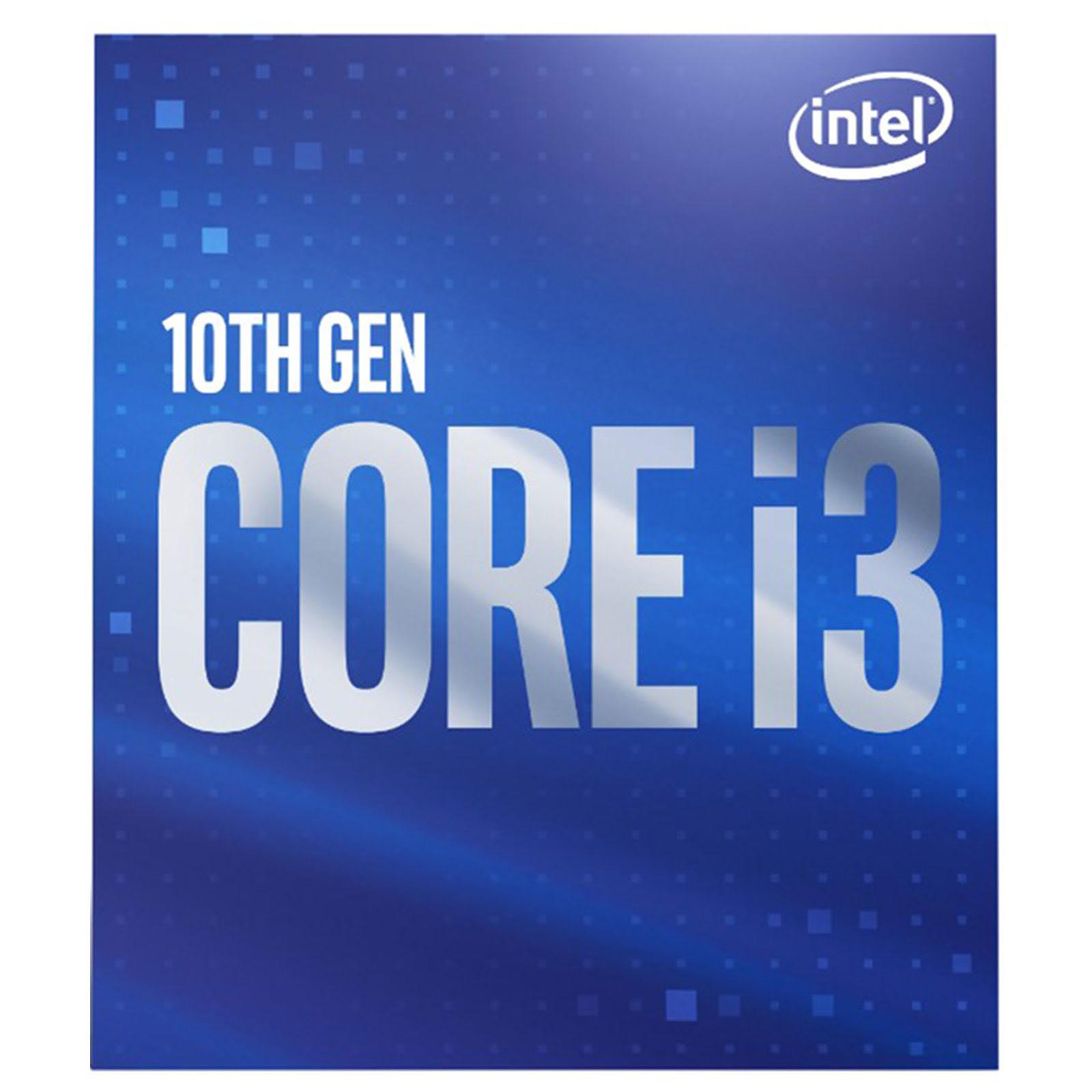 Intel Core i3-10100F - 3.6GHz - Processeur Intel - Cybertek.fr - 2
