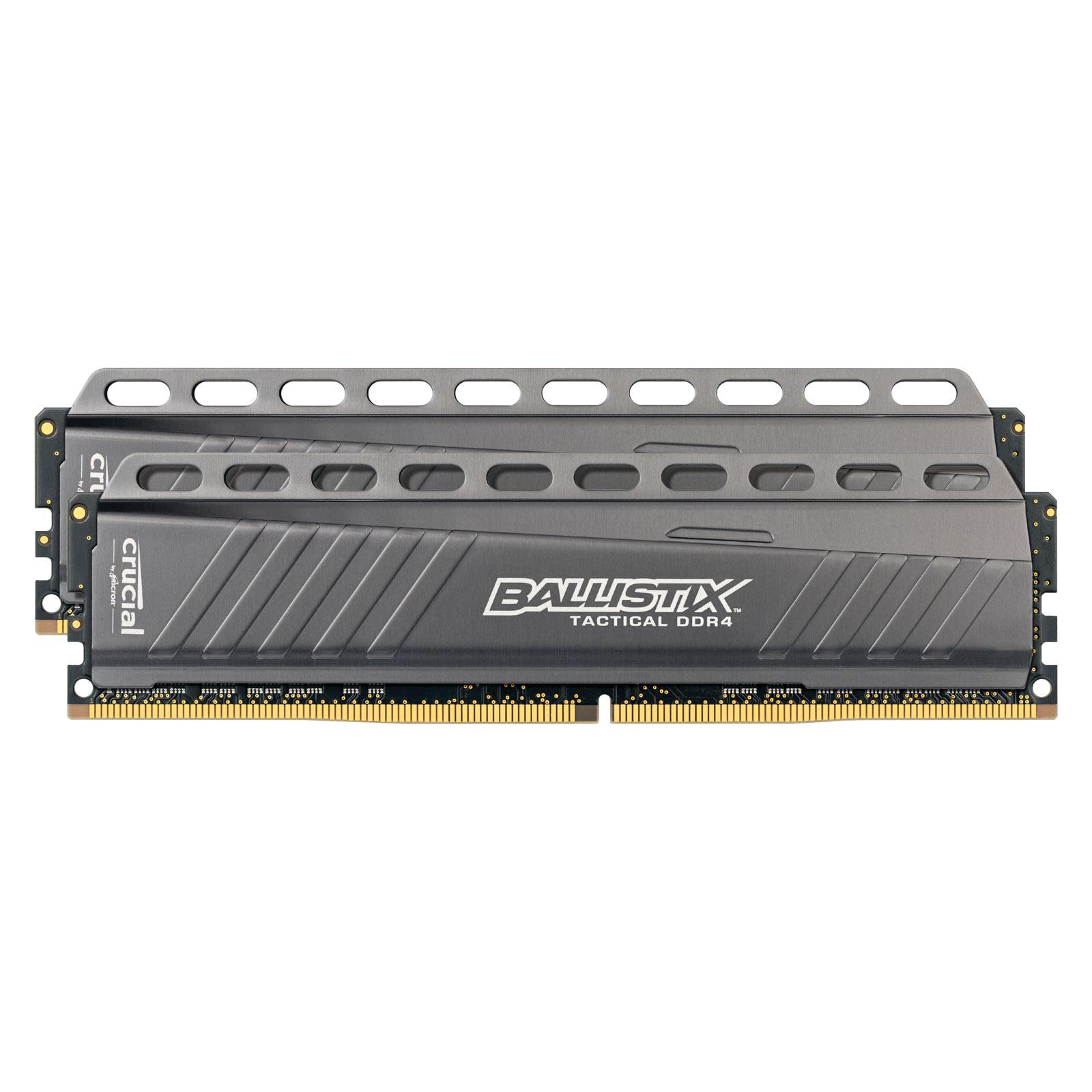 Ballistix BLT2C8G4D26AFTA (2x8Go DDR4 2666 PC21300) (BLT2C8G4D26AFTA soldé) - Achat / Vente Mémoire PC sur Cybertek.fr - 0