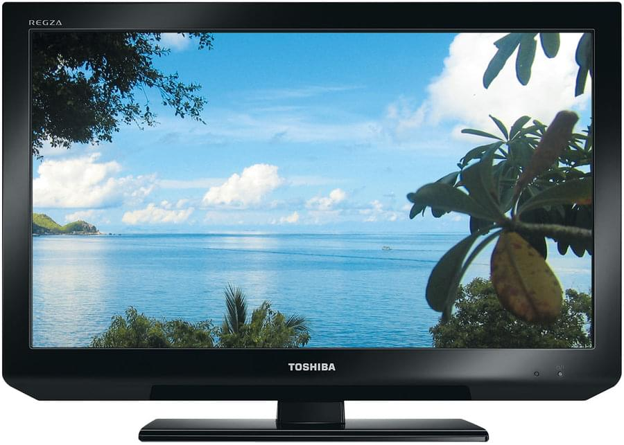 """Toshiba 22EL833 - 22"""" (56cm) LED HDTV   - TV Toshiba - Cybertek.fr - 0"""