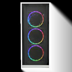 image produit M.RED MR-W03 Façade verre trempé miroir pour MR-005 Cybertek