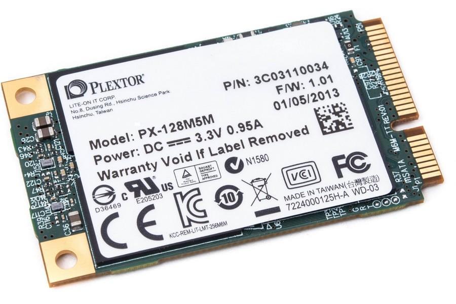 Plextor PX-128M5M 120-128Go - Disque SSD Plextor - Cybertek.fr - 0