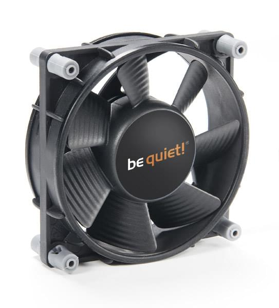 Be Quiet! Case Fan SilentWings PWM 80mm BQT T8025 (BL021 OBSO) - Achat / Vente Ventilateur CPU sur Cybertek.fr - 0