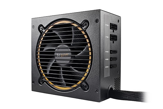 Be Quiet! ATX 700W Pure Power L9 CM BN269 (BN269 --) - Achat / Vente Alimentation sur Cybertek.fr - 0