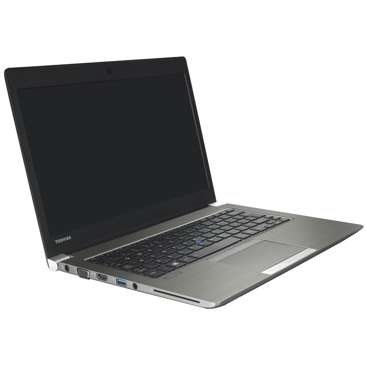 Toshiba Z30-B-10K (PT253E-00M017FR) - Achat / Vente PC Portable sur Cybertek.fr - 0