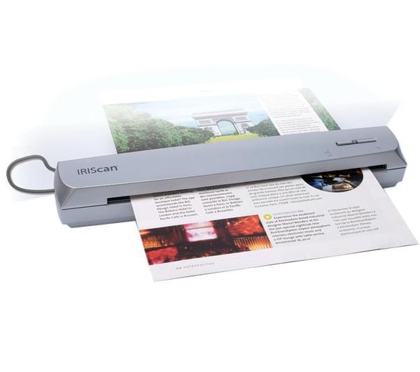 Iris IRIScan Express 3 - Scanner Iris - Cybertek.fr - 0