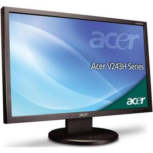 Acer V243HAObd (ET.FV3HE.A18) - Achat / Vente Ecran PC sur Cybertek.fr - 0