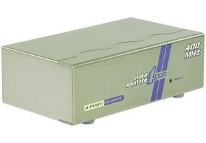1UC-4 Ecrans simultanes SVGA 400Mhz - Splitter No Name - 0