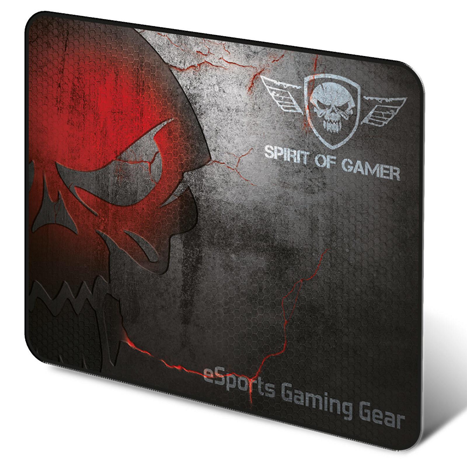 Spirit Of Gamer PRO-MK3 (Clavier+Souris+Tapis) - Pack Clavier/Souris - 1