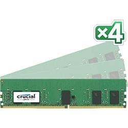 Cybertek Mémoire PC Crucial CT4K8G4RFS824A (4x8Go DDR4 2400 PC19200 ECC)