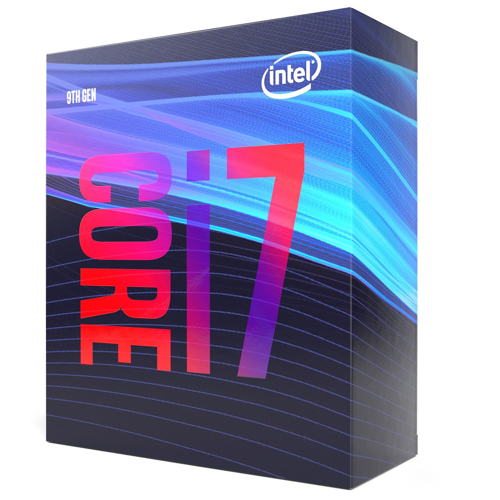 Intel Core i7-9700 - 3GHz - Processeur Intel - Cybertek.fr - 1