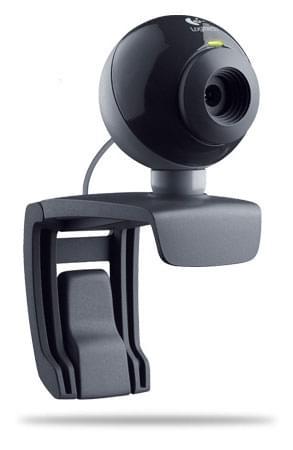 Logitech WebCam C200 (960-000418 OBSO) - Achat / Vente Caméra / Webcam sur Cybertek.fr - 0