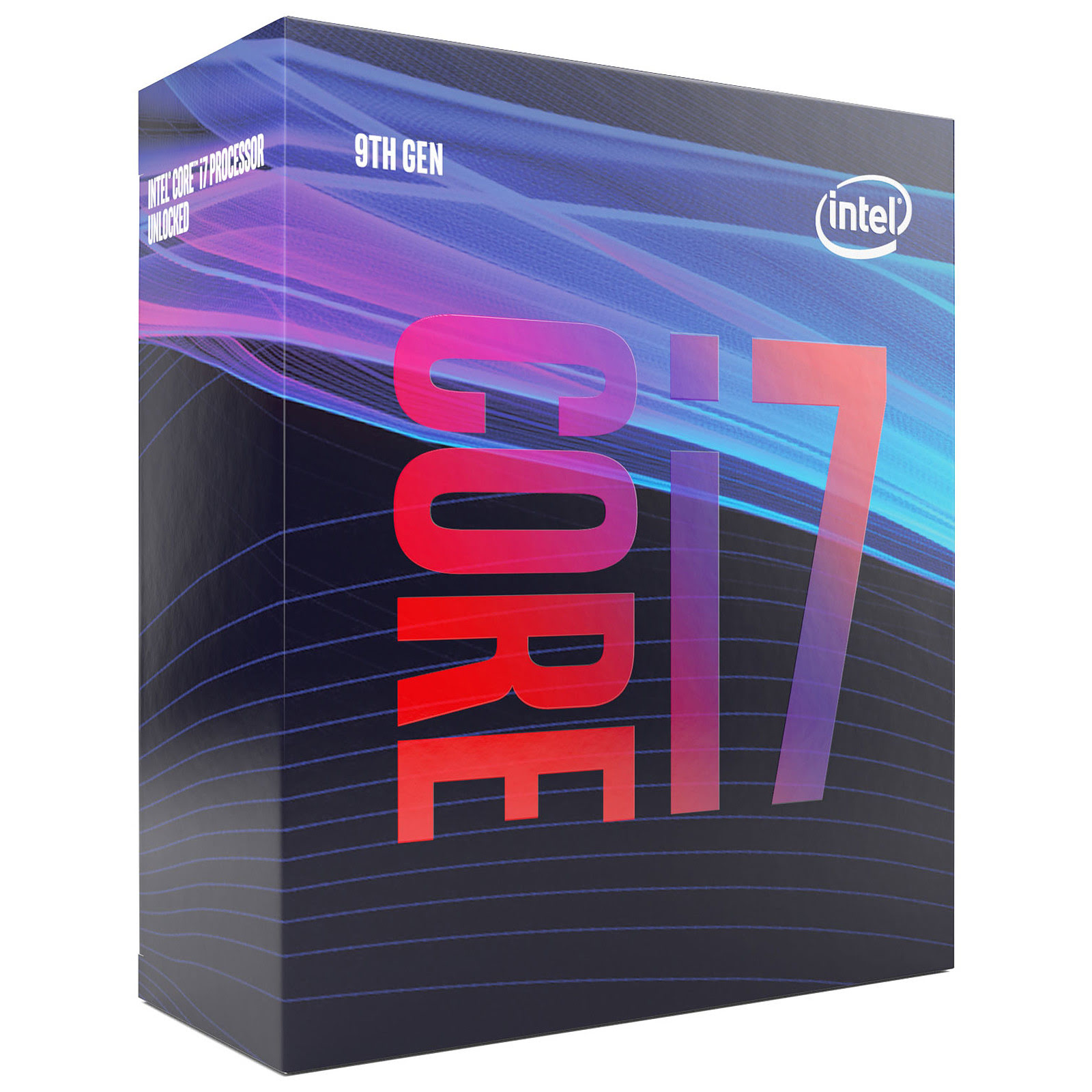 Intel Core i7-9700 - 3GHz - Processeur Intel - Cybertek.fr - 0